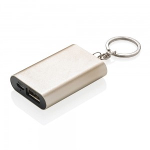 Power bank 1000 mAh, brelok do kluczy