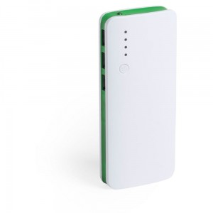 Power bank 10000 mAh, lampka LED