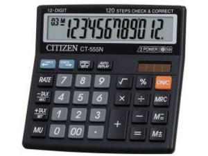 KALKULATOR CITIZEN CT-555N