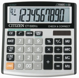 KALKULATOR CITIZEN CT-500VII