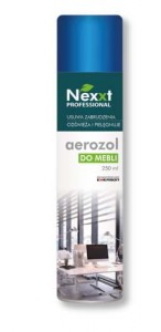 AEROZOL DO MEBLI 250 ML NEXXT
